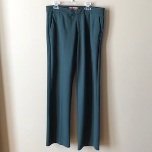 Scotch and Soda Forest Green Trousers